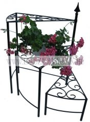 3-tier stair flower stand