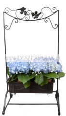 Flower box holder standing