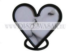 Képkeret szív alakú - HP-090