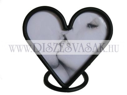 Photo frame heart