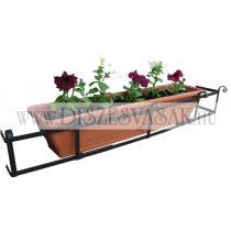 Blumenkasten halter 70-130 cm