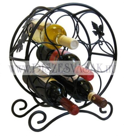 Wine holder barrel